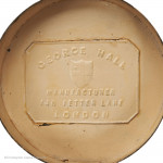 Toleware Collar Tin by George Hall