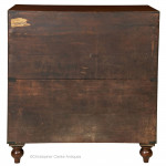 Antique Campaign Chest By A&N CSL For Solomon Bros.