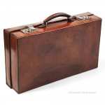 Leather Briefcase by R.W. Forsyth of Scotland