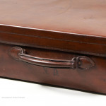 Good Leather Suitcase