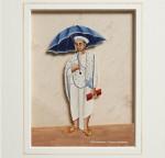 A Clerk with an Umbrella - HEIC School