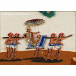 Set of 4 Palanquin Paintings - HEIC School