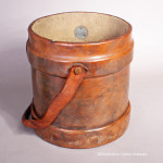 Leather Cordite Carrier