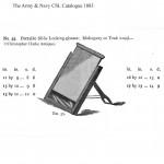Portable Slide Mirror