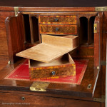 Secretaire Campaign Chest by Kane