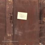 Lieut. De Sausmares' Brass Edged Campaign Chest