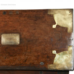 Large, Brass Bound Anglo Indian Trunk