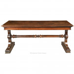 Teak Table Possibly From A Ship