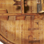 Sorento Marquetry Tripod Table