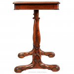 Colonial Campaign Side Table