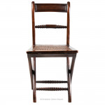 Campaign Dining Chair