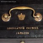 Legislative Council Jamaica Despatch Box by Wickwar