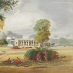 Defence of the Arrah House, 1857, A Lithograph After William Tayler