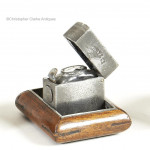 Ransome Patent Inkwell by Perry & Co.