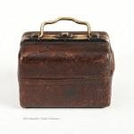 Gladstone Bag Novelty Inkwell