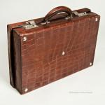Small Crocodile Suitcase