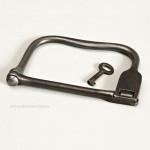 Steel Kit Bag Lock
