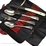 Silver Campaign Cutlery Set