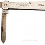 Henry Nangle's Sheffield Silver Pocket Knife