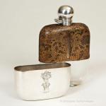 Lizard Flask by Dixon