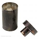 Toleware Portable Candlestick