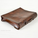 Large Leather Brief Case