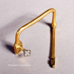 Brass Kit Bag Lock