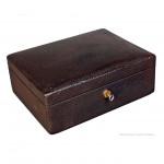 Leather Antique Jewellery Box