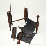 Roorkhee Chair with Head Rest