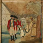 Tippoo Saib's Two Sons Needlework