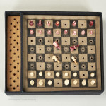 Small Cased Travel Chess Set