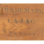 Cajac Patent Table