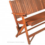 Hatherley Folding Bench