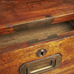 Mahogany Campaign Chest by Kane