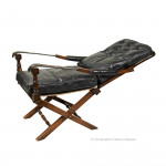 Faux Rosewood Douro Chair