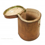 Stool Trunk by Bryant