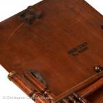 Low Folding Antique Table