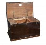 William Atherton's Brass Bound Trunk