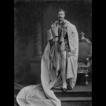 Earl of Dudley's Ceremonial Uniform Trunk