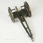 Model of a RML Cannon