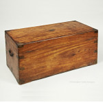 Chinese Export Trunk From Canton