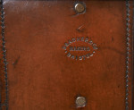 Leather Case by Brachers of Bristol