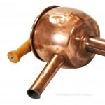 Copper Rum Pump