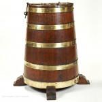 Ship's Food Barrel