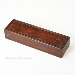 Georgian Cased Scales by Pickett