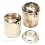 Cased Tea Set by Leuchars
