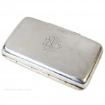 SIlver Plated Case by A. Barrett