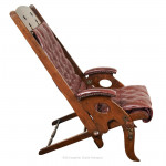 Adjustable Campaign Chair