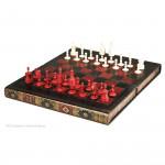 Large Backgammon Book Box