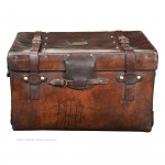 Leather Trunk by Finnigans
